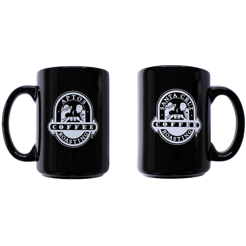 Santa Cruz Aptos Mug | Black