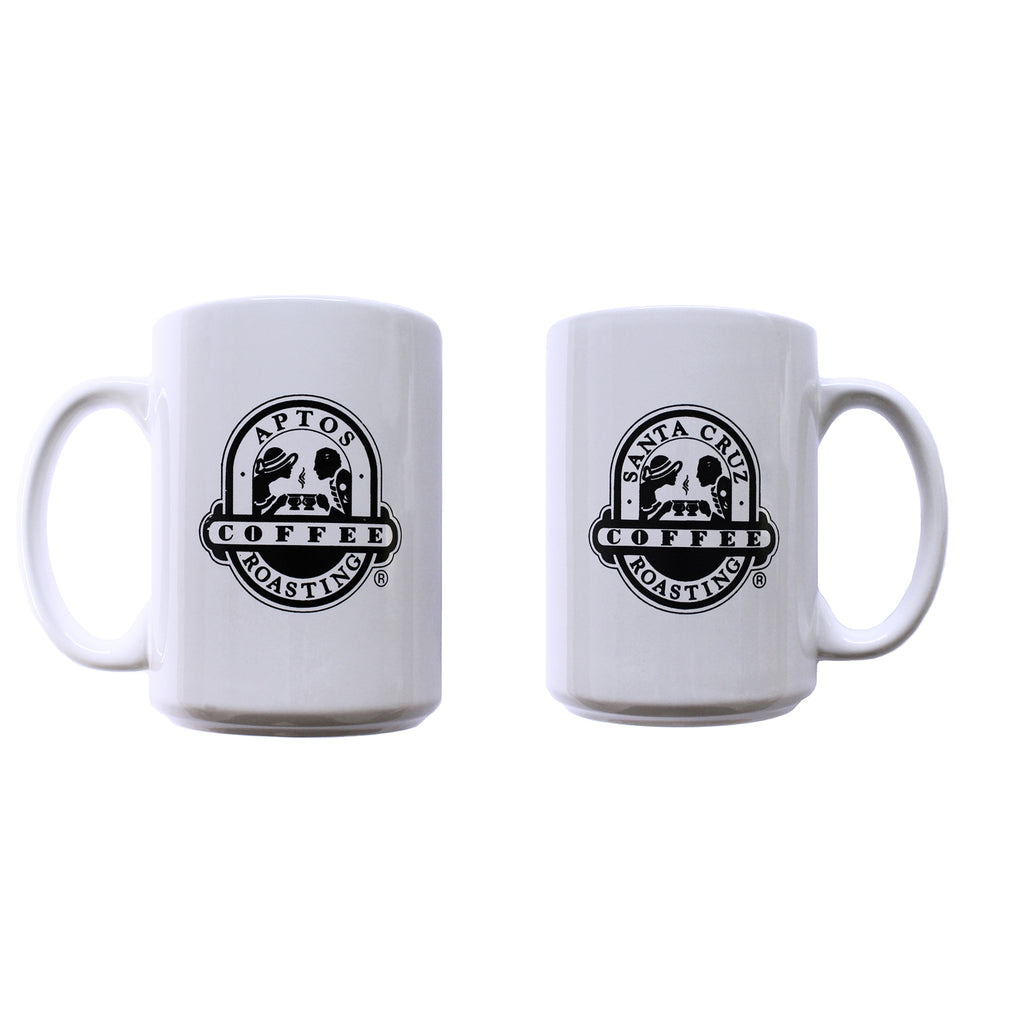 Santa Cruz Aptos Mug | White