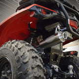 Can-Am Outlander L & XMR 570 Single Slip-on Mud Edition RJWC Exhaust