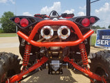 Can-Am Renegade XMR Dual Centered FULL System, Mud Edition RJWC Exhaust