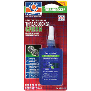 Permatex Threadlocker Green