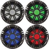 "10"" Kicker Marine SUB with Multi-Color LED's"