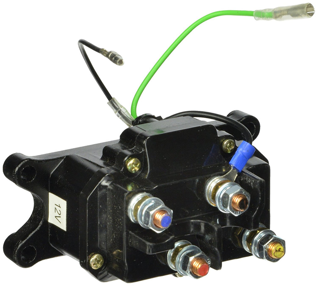 ATV/UTV Replacement Winch Contactor/Solenoid