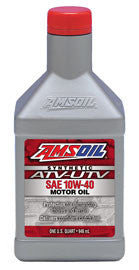 Synthetic 10W40 ATV/UTV Oil - Amsoil