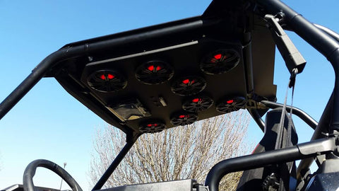 SALE!!! All in stock Froghead Audio Roofs for RZR 1000 & Rangers