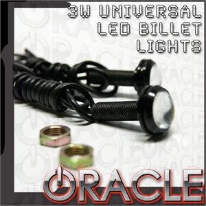 3W Universal Cree LED Billet Light - Oracle