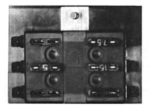 6 way plug in fuse panel - Spectro