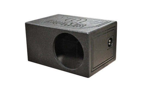 "10"" Single Vented X-long Speaker Box"