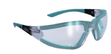 Ruthless Foam Padded Clear Lens