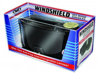Wind-Shield Anti Fog Goggle Kit