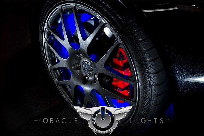Illuminated Wheel Rings LED ORACLE