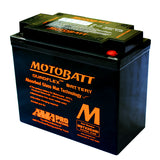 Continental Motobatt Powersports Battery, MBTX20UHD