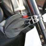 "4"" Round Convex Side Mirror Attachment"