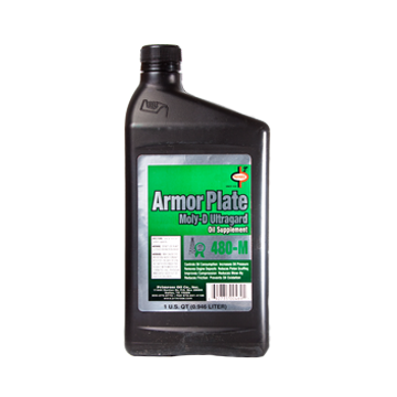 480M Armor Plate with Moly-D Ultragard Oil Supplement