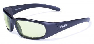 Rush ST Flash Mirror Glasses (Safety)