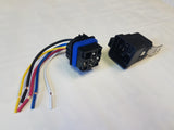 Relay & Socket -Waterproof 14V DC 40A 5PIN Relay & Socket