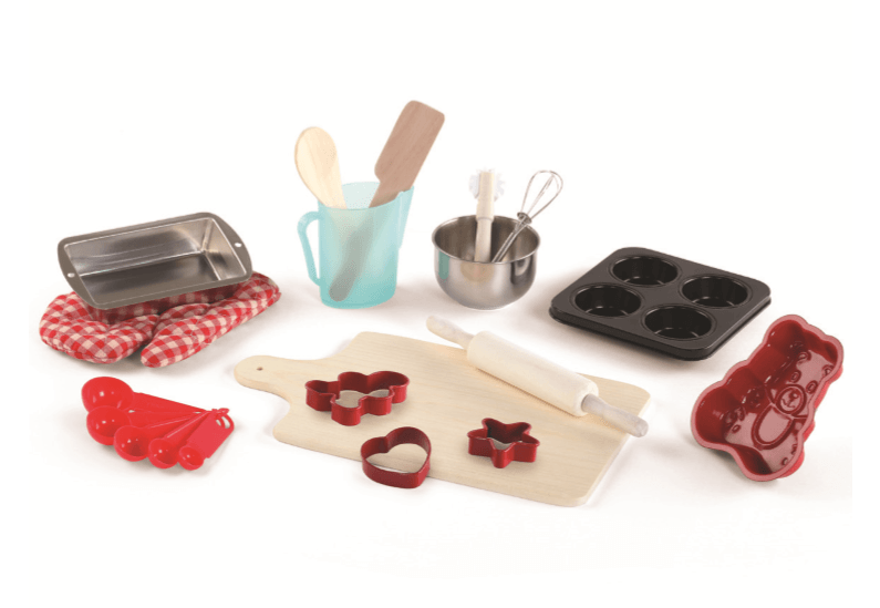 COOKING ESSENTIAL 20 PC BAKING SET