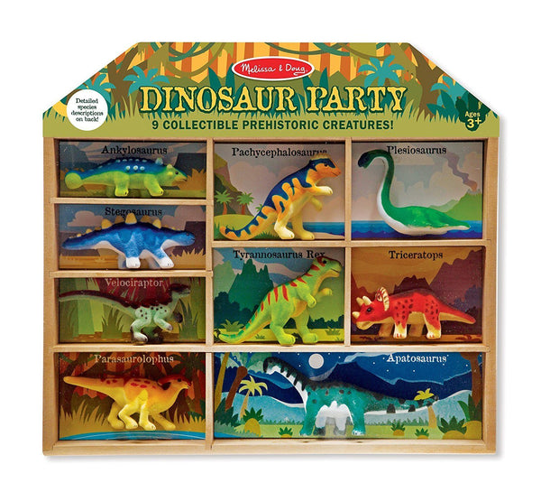 Dinosaur Party -  MELISSA AND DOUG - FIESTA DE DINOSAURIOS