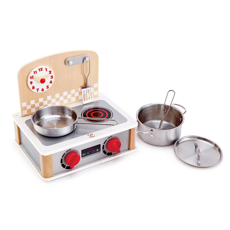 2-IN-1 KITCHEN & GRILL SET -  HAPE  -