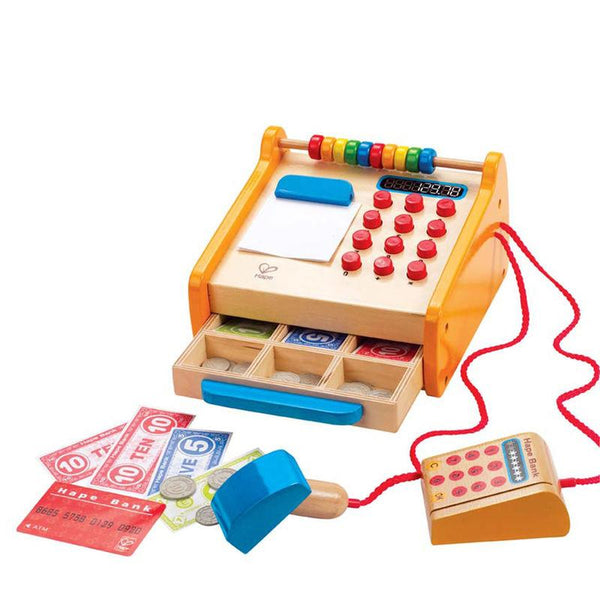 CHECKOUT REGISTER -  HAPE  - CAJA REGISTRADORA