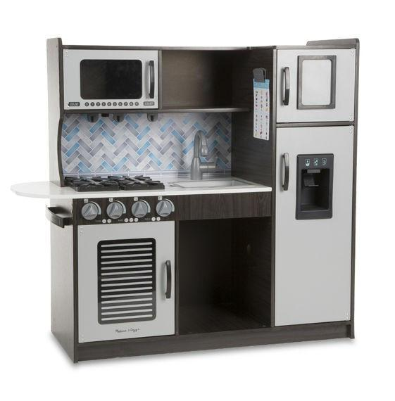 Chef'S Kitchen - Charcoal - Cupcake -  MELISSA AND DOUG - COCINA