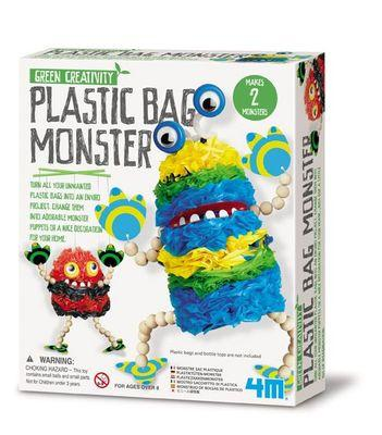 PLASTIC BAG MONSTER