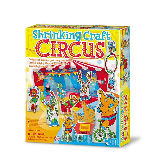 SHRINKING CRAFT CIRCUS