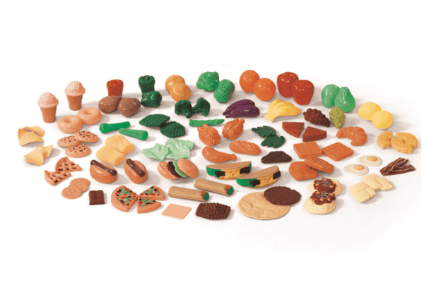 101 PC PLAY FOOD ASSORTMENT
