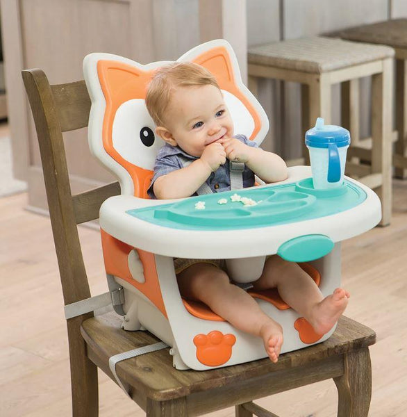 PERIQUERA CONVERTIBLE - INFANTINO - GROW-WITH-ME 4-IN-1 CONVERTIBLE HIGH CHAIR