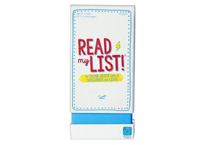 LEE MI LISTA - READ MY LIST!