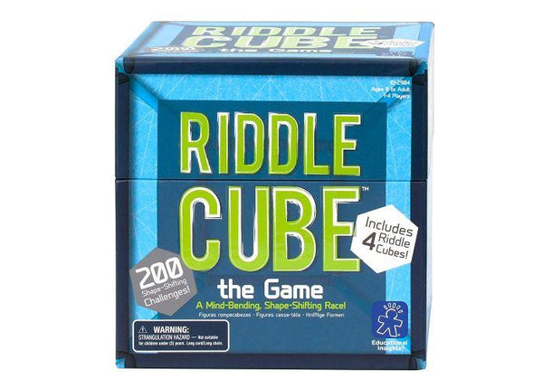 JUEGO DEL CUBO ENIGMA - RIDDLECUBE THE GAME
