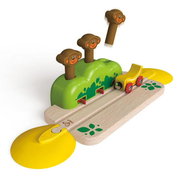 VÍA MONOS SALTARINES  -  HAPE  -  MONKEY POP UP TRACK
