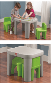 MIGHTY MY SIZE TABLE AND CHAIRS SET – Almacen Didactico SA de CV