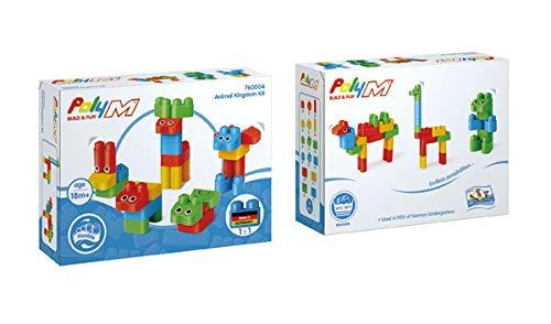 JUEGO DE REINO ANIMAL - HAPE - ANIMAL KINGDOM KIT
