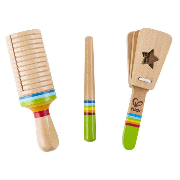SET DE RITMO - HAPE  -  RHYTHM SET