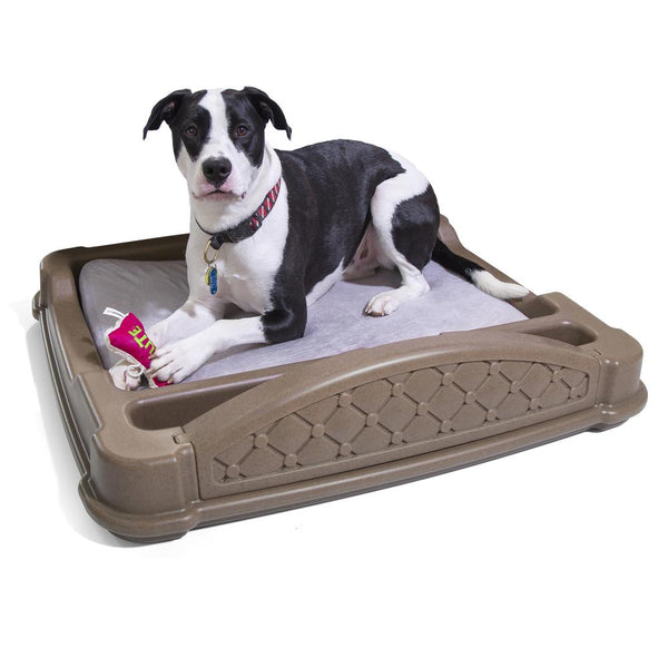 CAMA ACOGEDORA Y COMODA PARA PERRO (CAFE) / CLOSE N COZY HIDEAWAY DOG BED(BROWN)