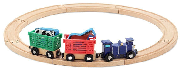 Tren de animales de la granja - Melissa & Doug - Farm animal Train