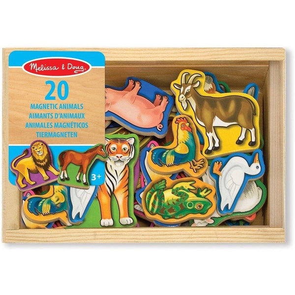 Animales magnéticos - Melissa & Doug - Magnetic animals