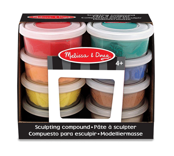 Plastilina -Melissa & Doug- Sculping Compound