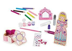 Set de Princesa - Melissa & Doug - Princess Set