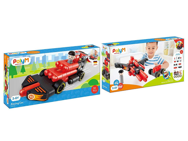 CARRO DE CARRERAS  - HAPE - RACING CAR