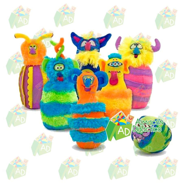 Boliche de monstruos - Melissa & Doug - Monster Bowling