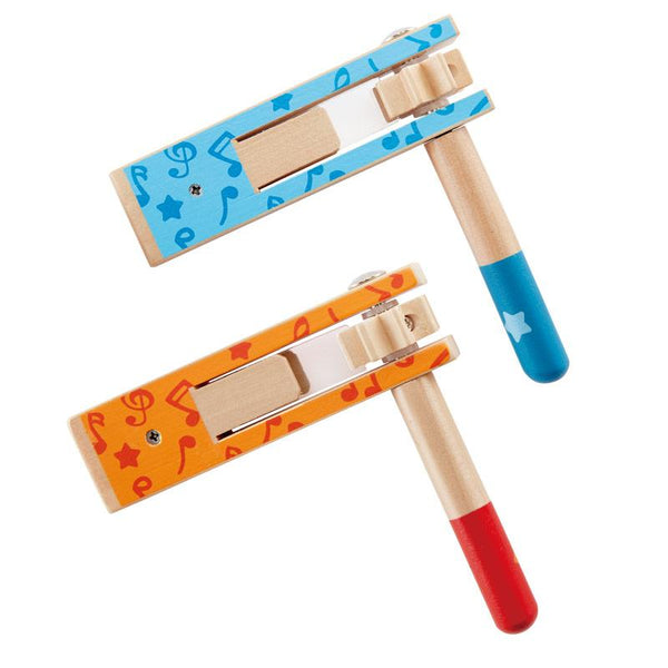 MATRACAS ANIMADORAS - HAPE - CHEER-ALONG NOISEMAKER