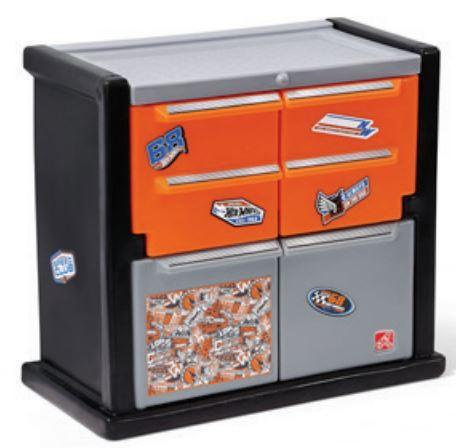 Hot Wheels Race Car Dresser
