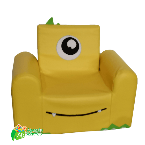 CUTE MONSTER SOFA
