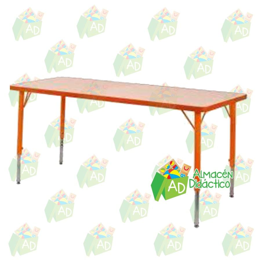 MESA RECTANGULAR CRESCENDO (SOBRE PEDIDO)