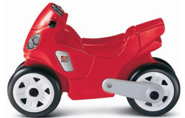MONTABLE MOTOCICLETA (ROJA) /MOTORCYCLE (RED)