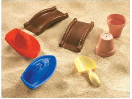 NATURALLY PLAYFUL SAND AND WATER ACTIVITY CENTER