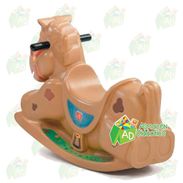 PARCHES THE ROCKING HORSE