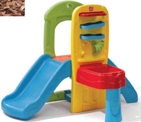 ESCALADOR JUEGO CON PELOTAS / PLAY BALL FUN CLIMBER